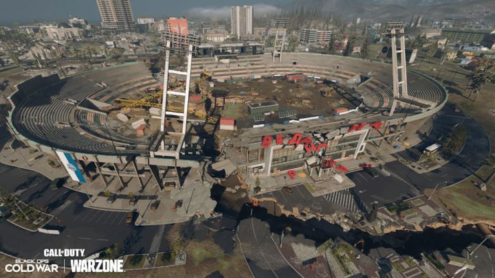 New Warzone Season 6 Map Changes