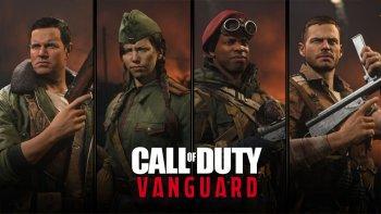 Call of Duty: Vanguard Story Trailer