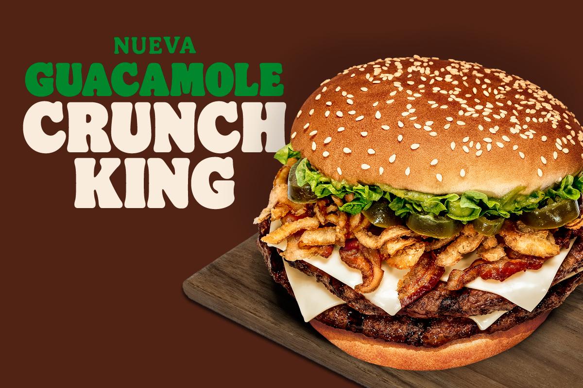 Nueva Guacamole Crunch King