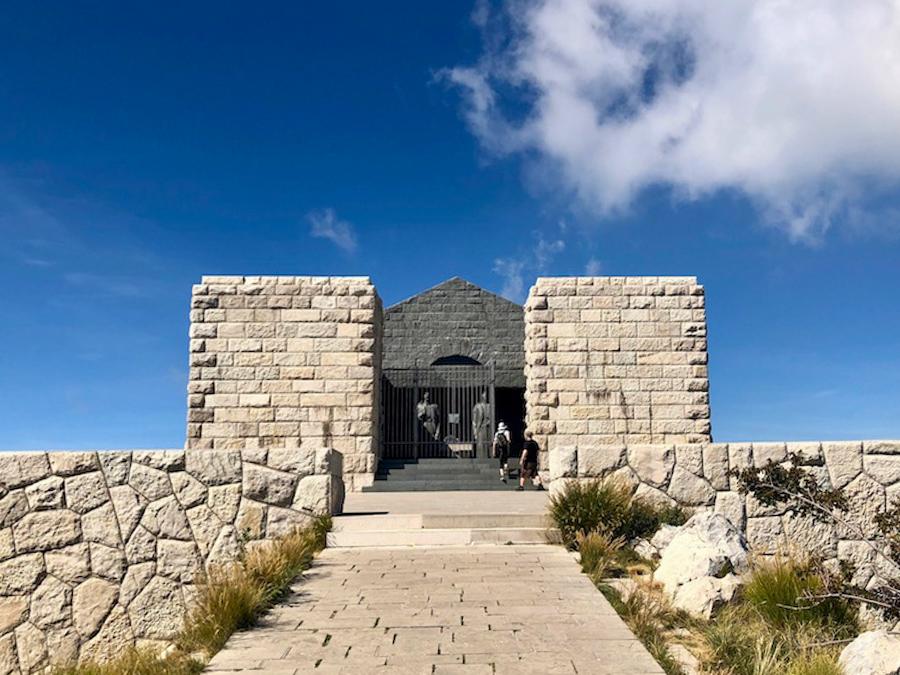 мавзолей негоша черногория