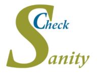 Sanity Check