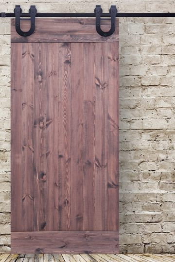 Drzwi przesuwne drewniane