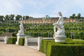 Potsdam,Schloß Sanssouci/Stiftung Preußische Schlösser und Gärten Berlin-Brandenburg/Sebastian Greuner