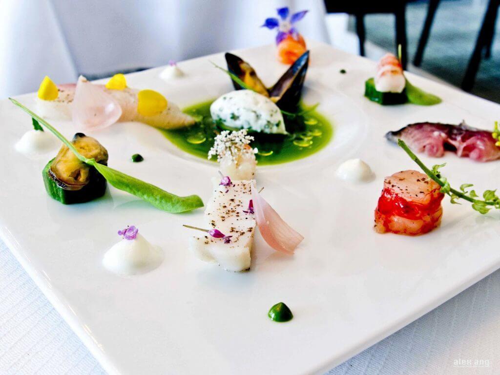 Мир вкусов вместе с шеф-поваром Restaurant Andre