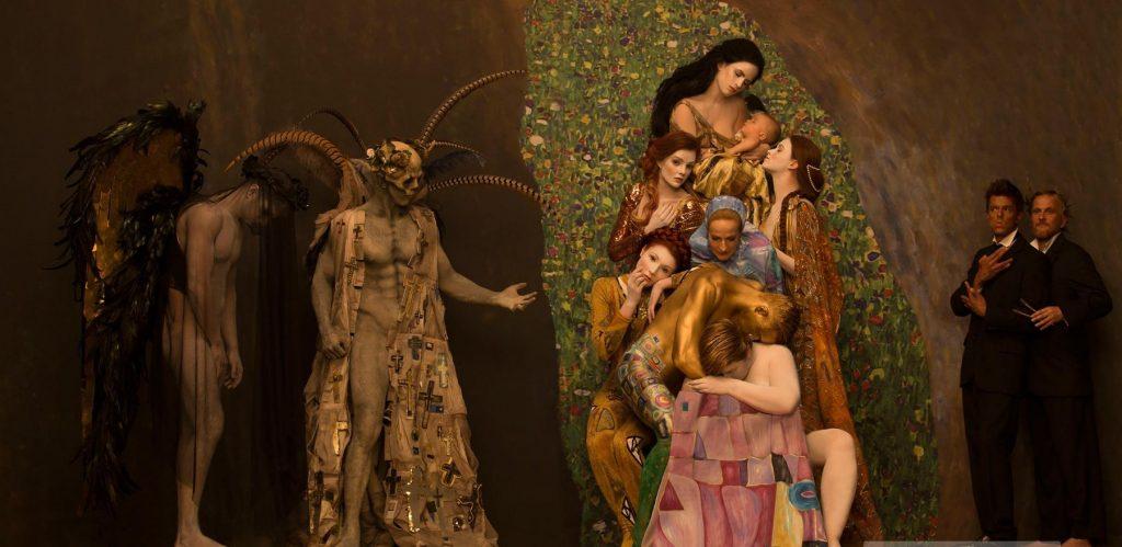 «Золотые» полотна Густава Климта