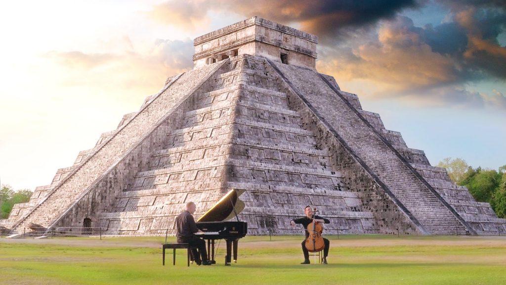 Чудеса Света от Piano Guys