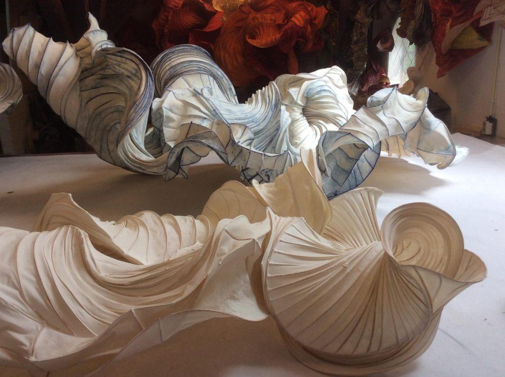 Парящие скульптуры Питера Джентенаара