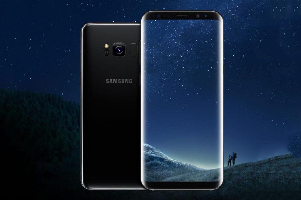Samsung Galaxy S8 и S8+ премьера в Нью-Йорке