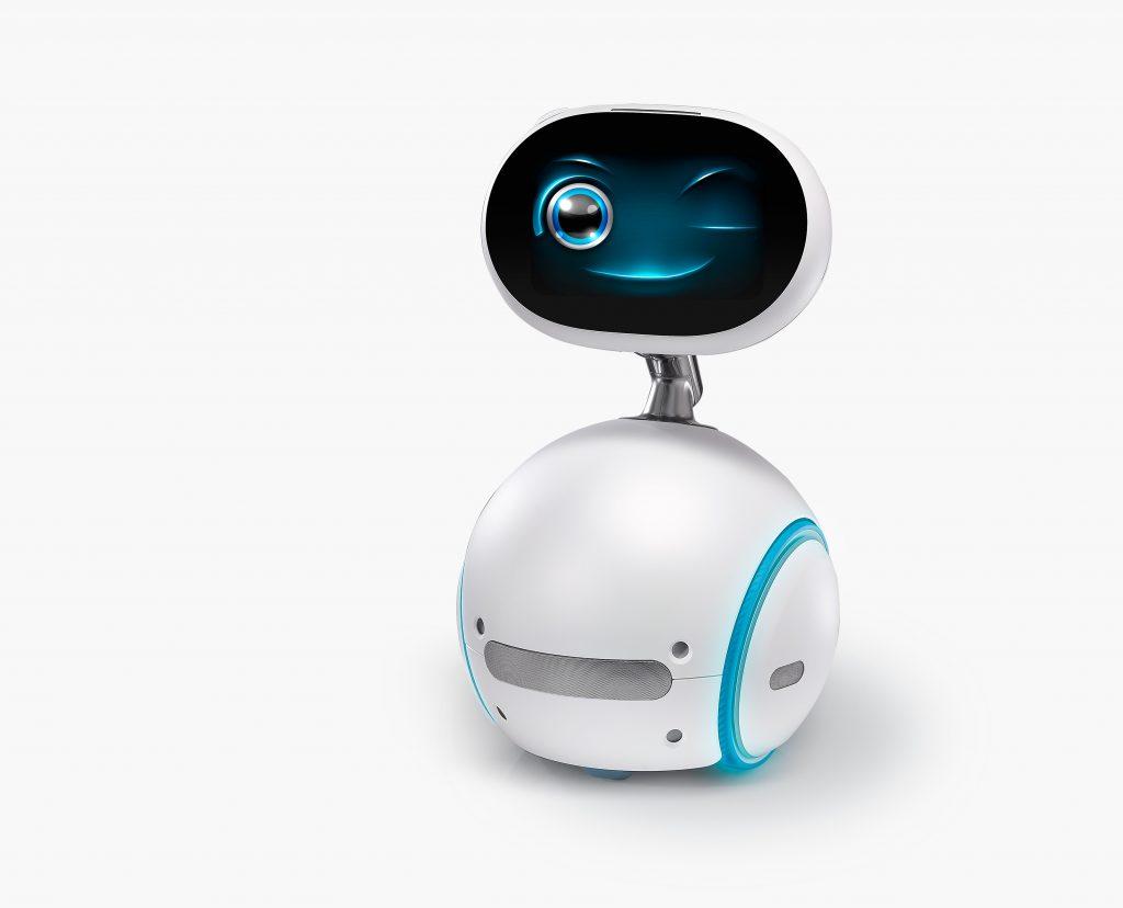 Asus Zenbo – умный-робот для дома