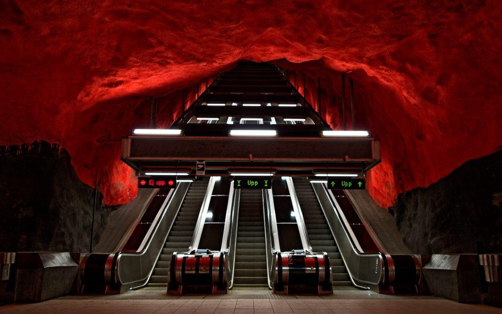 Стокгольмский синдром в метро