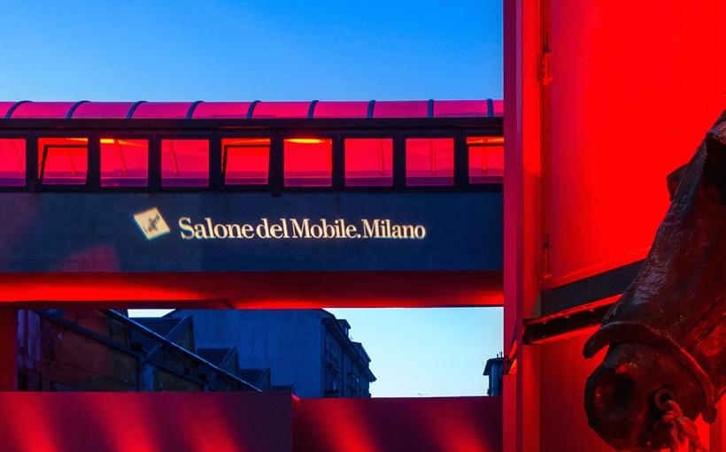 Международная выставка интерьера в Милане 4-9 Apr'17