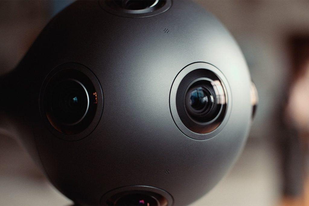 Фантастические VR-возможности Nokia OZO