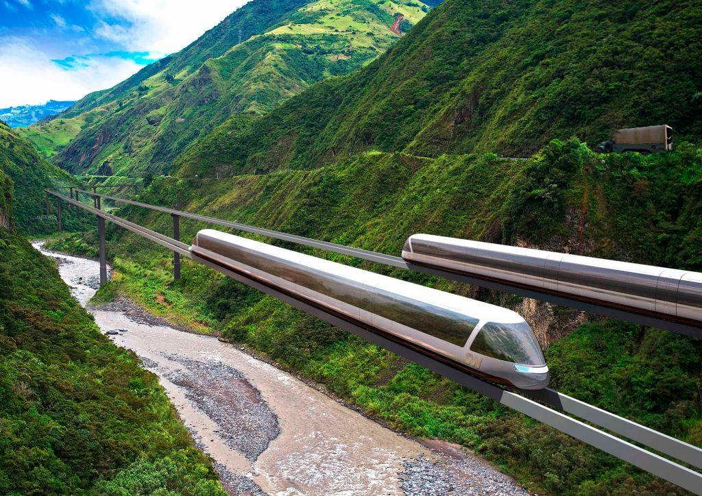 Будущее транспортной инфраструктуры Sky Way