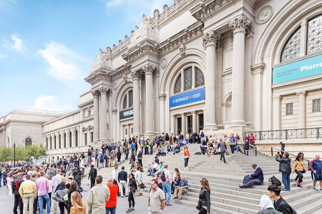 Музей Метрополитен: шаг к цифровой эволюции