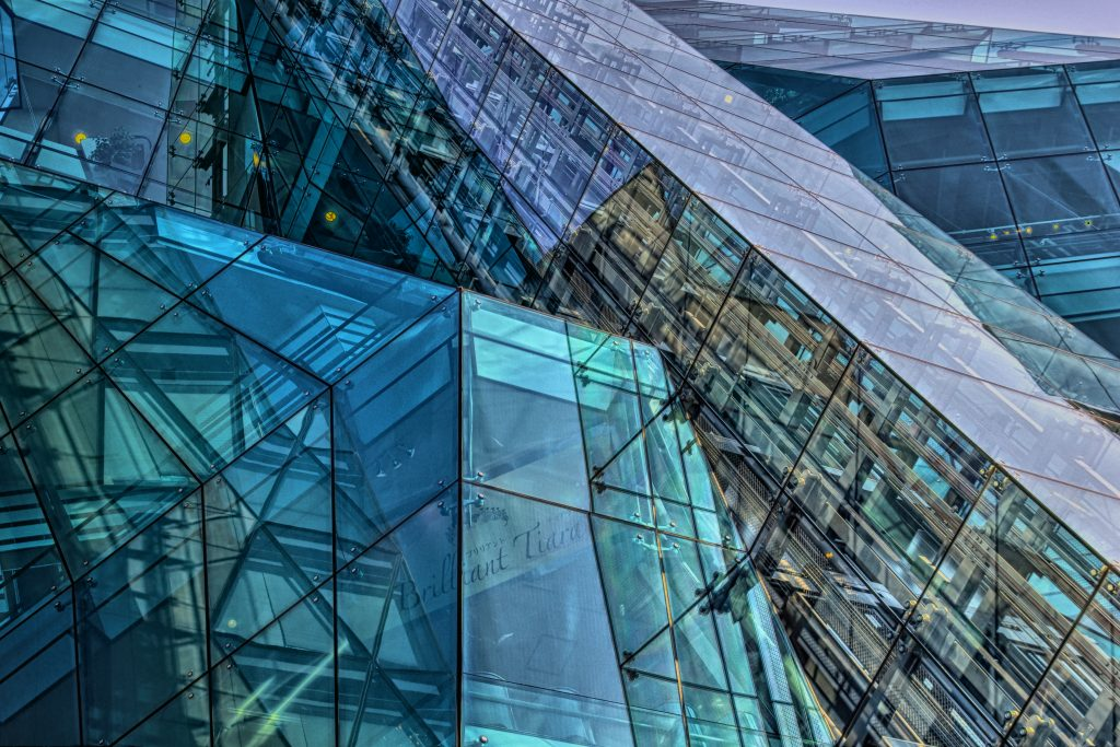Audi Forum –  здание в центре Токио