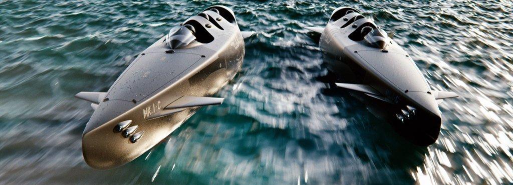 Персональная субмарина: универсальная разработка Ortega Submersibles