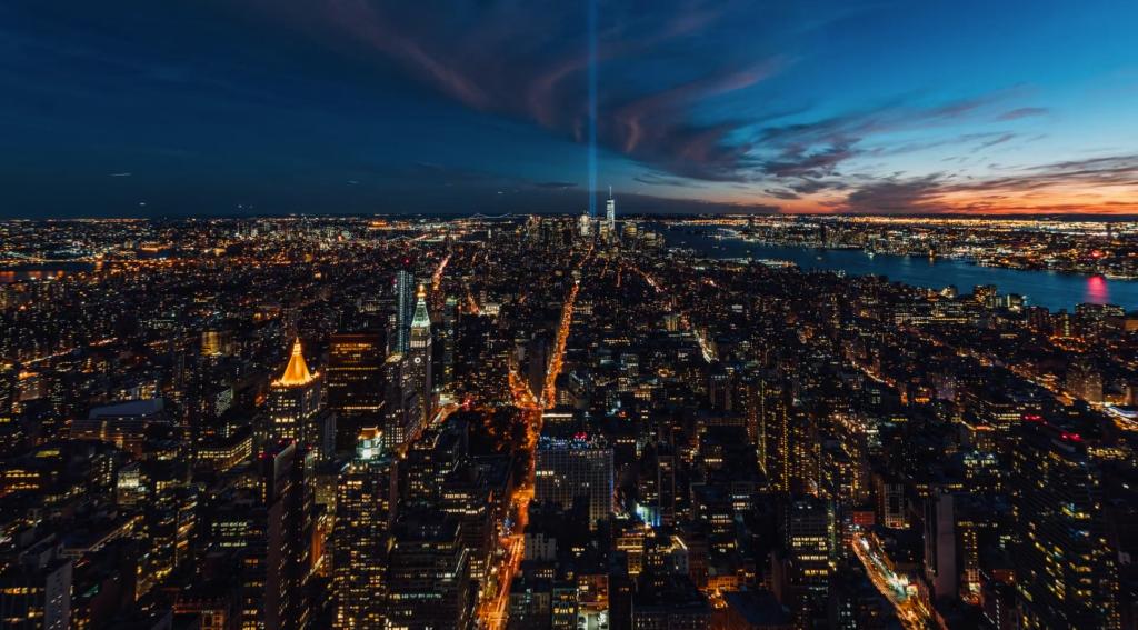 Вкус Нью-Йорка от FILMSPEKTAKEL GMBH