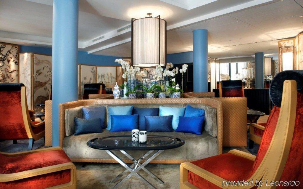 Five Seas Hotel Cannes: один из лучших отелей Лазурного Берега
