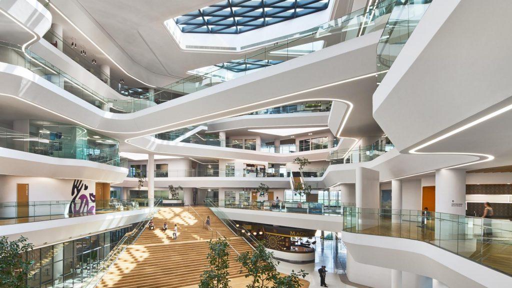 Новый проект Aedas в Индонезии: штаб-квартира Unilever