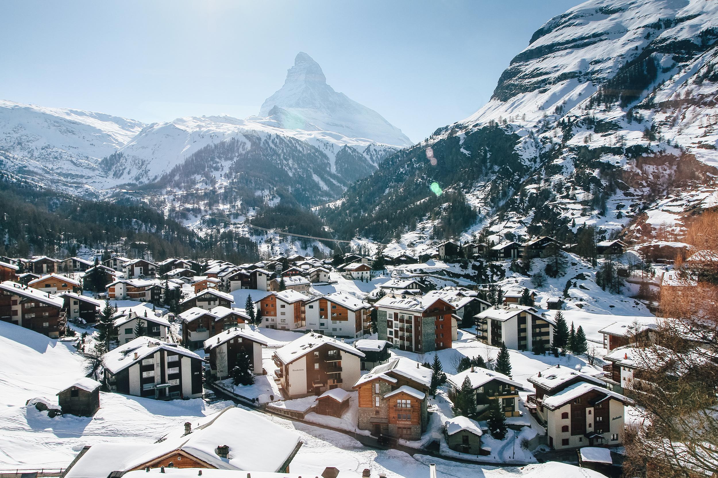 Самая богатая страна Европы