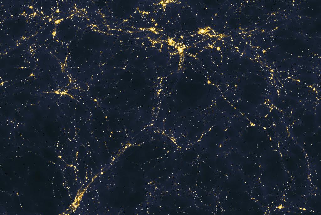 Притяжение галактик или что такое батарея Бирман