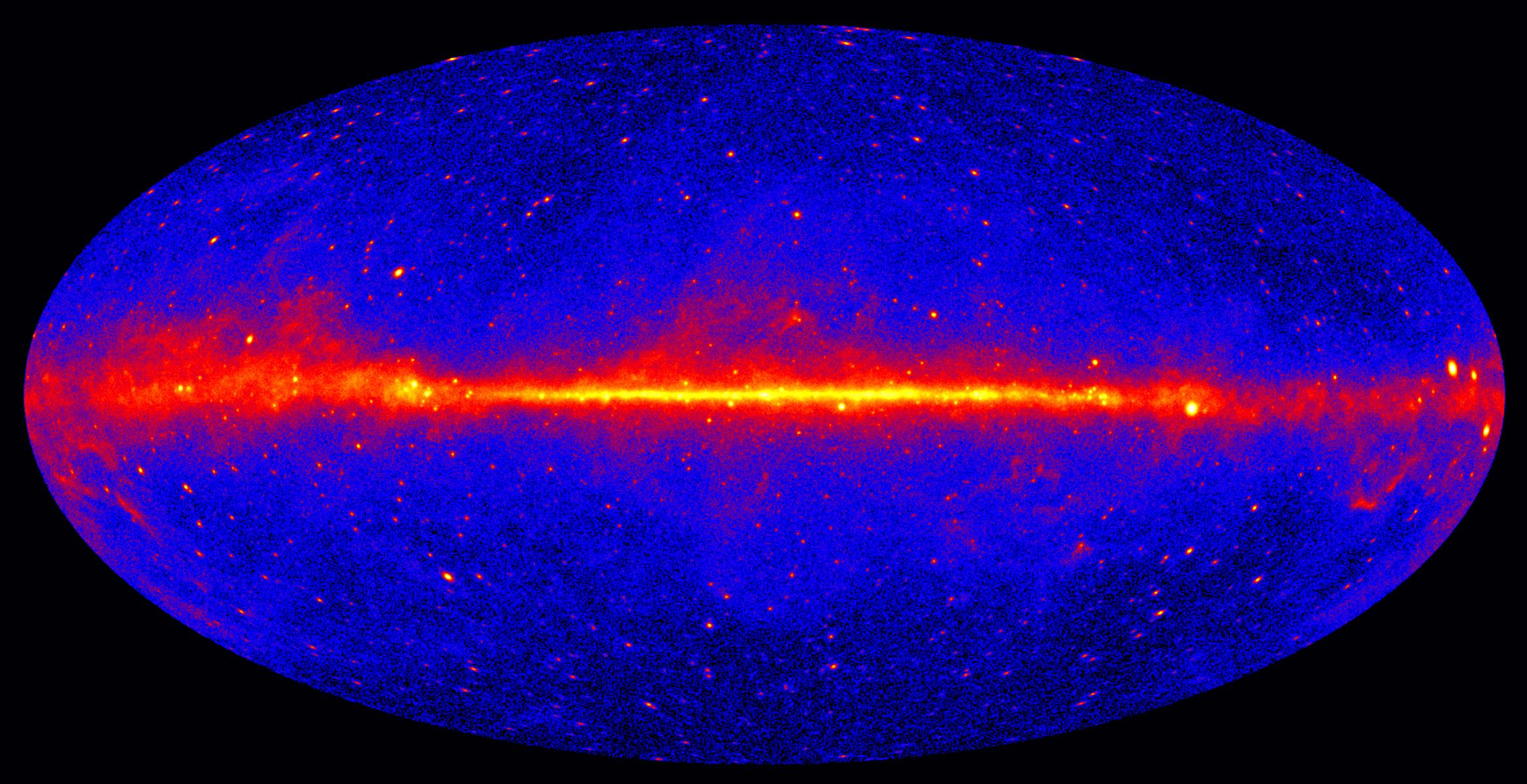 «Тёмная» сторона Вселенной