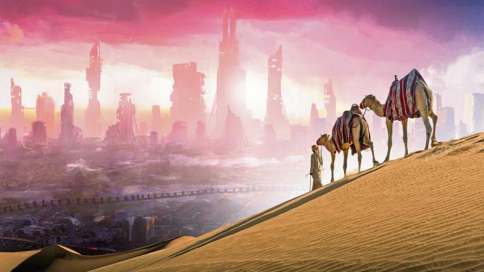 Арабский постнефтянной мир