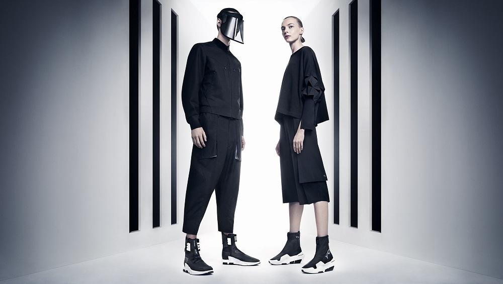 Внимательный взгляд на коллекцию весенне-летней обуви Adidas Y-3 2017