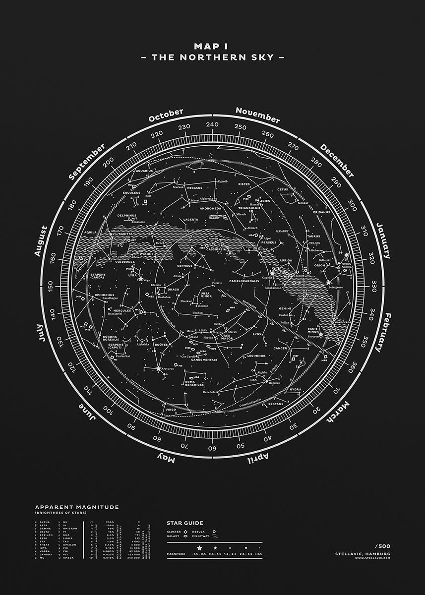 Carte I – Небо над севером