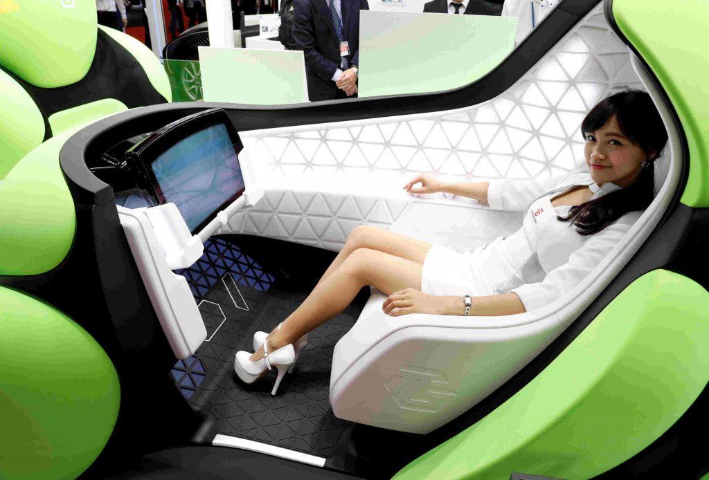 Эксклюзив японского автомобильного дизайна