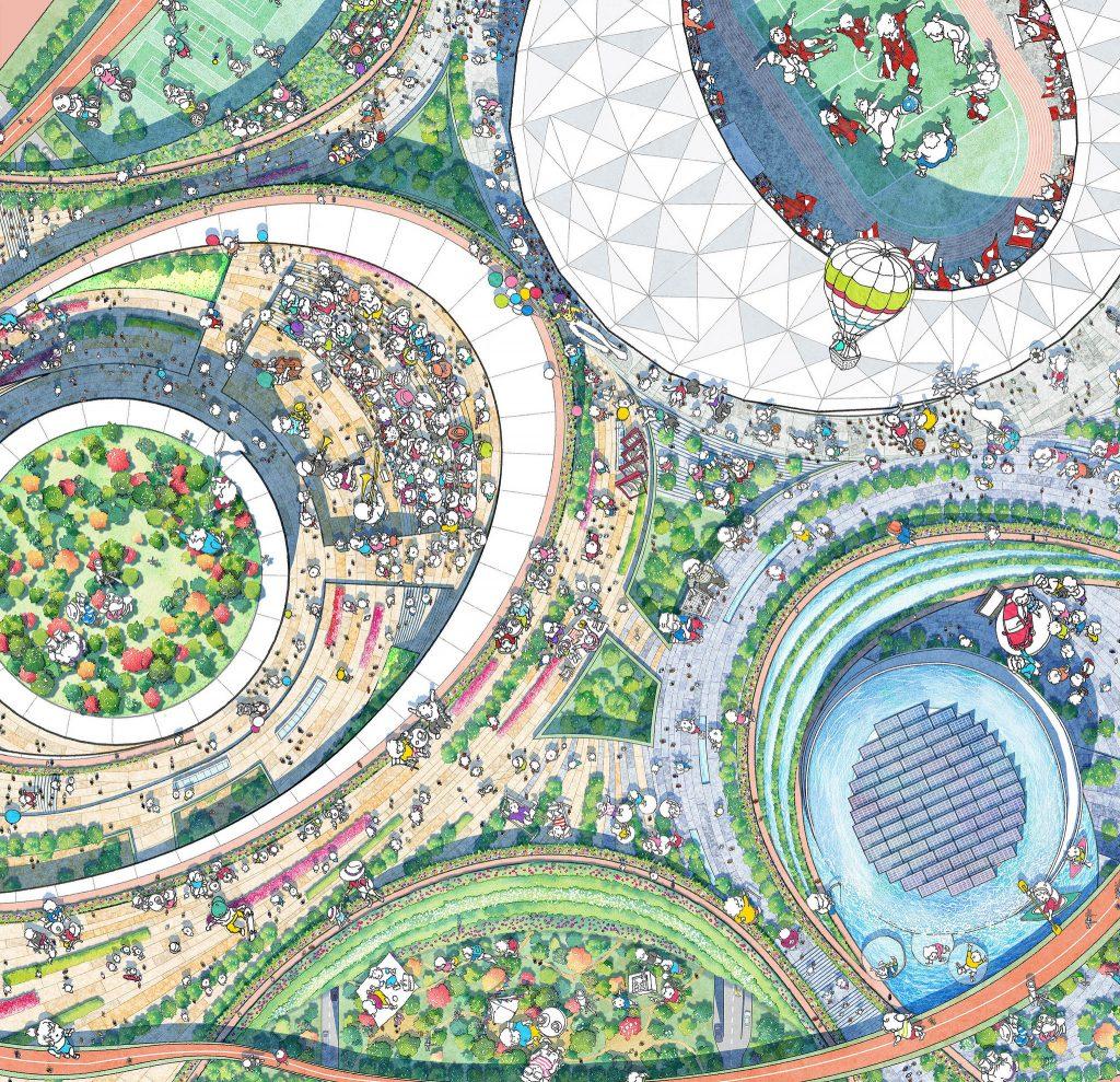 "Международный конкурс иллюстраций ""Architecture in Perspective 33"""