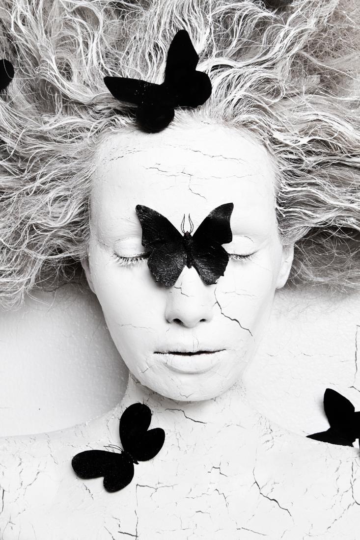 Метаморфозы внутри нас или превращение в черную бабочку