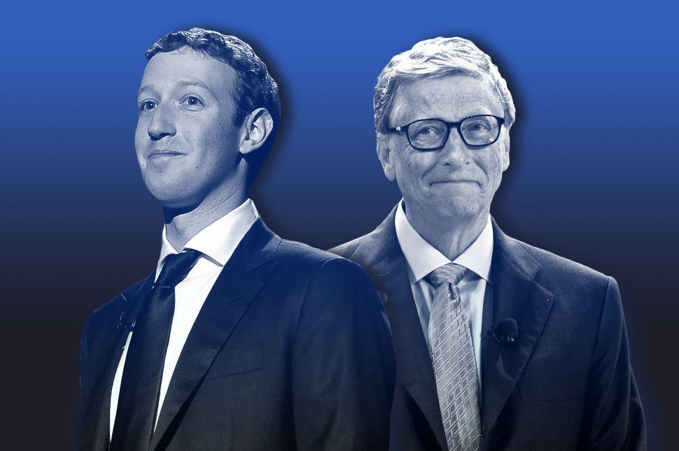 Топ самых известных филантропов 2017 года
