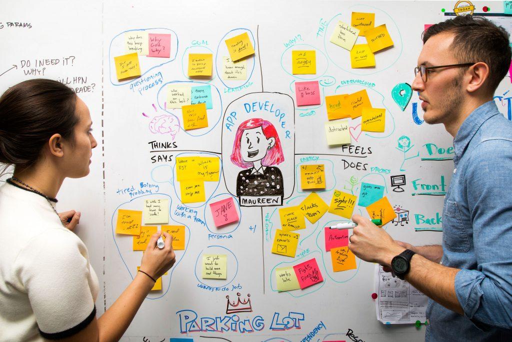 Ставка на дизайнерское мышление – путь к успеху компании IBM