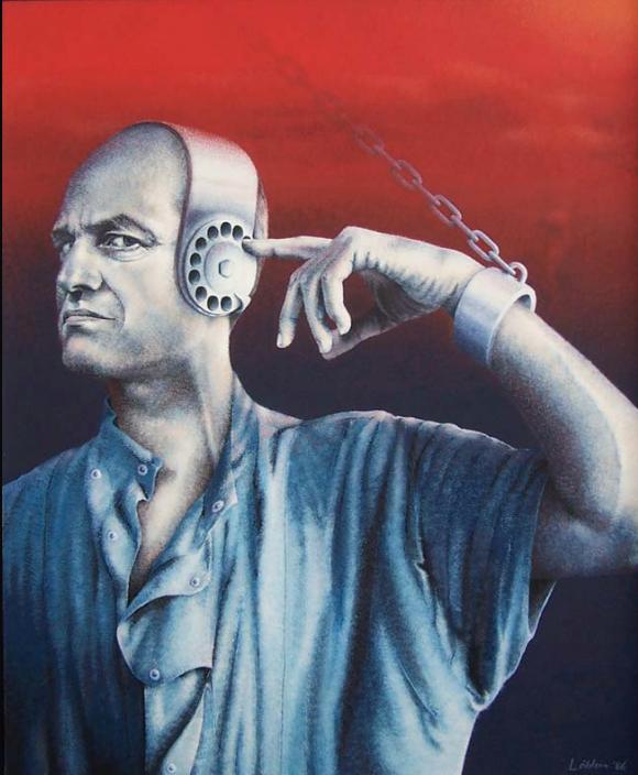 Тонкое чутье человеческой натуры Эрхарда Лёбляйн