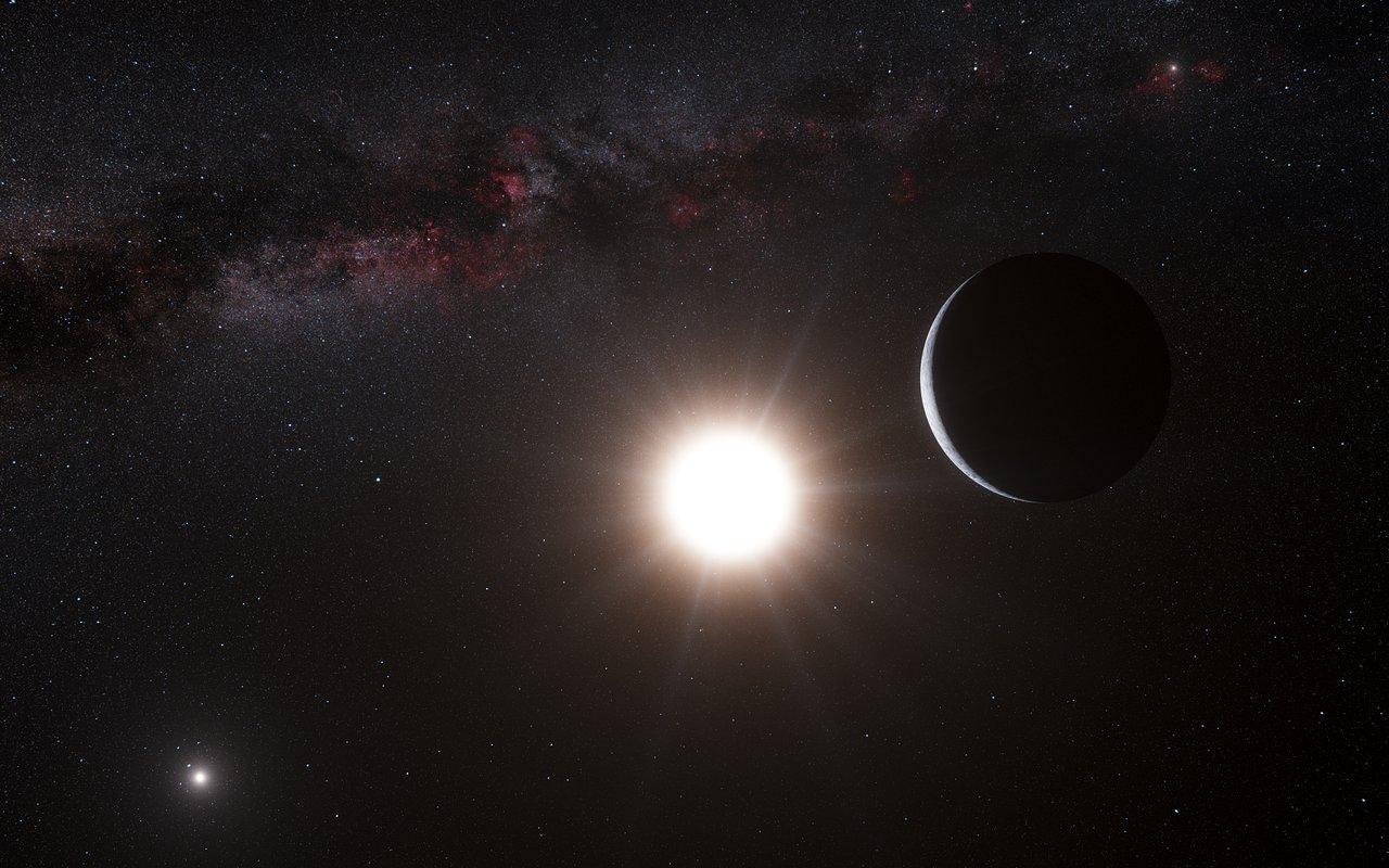 Планы НАСА на встречу с инопланетянами во второй половине XXI века