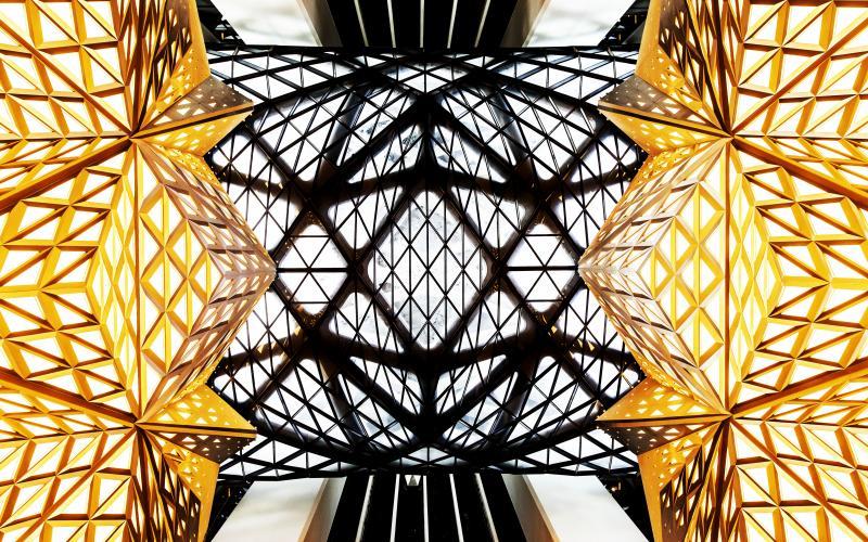 Отель «Морфеус», спроектированный Zaha Hadid открыл свои двери в Макао