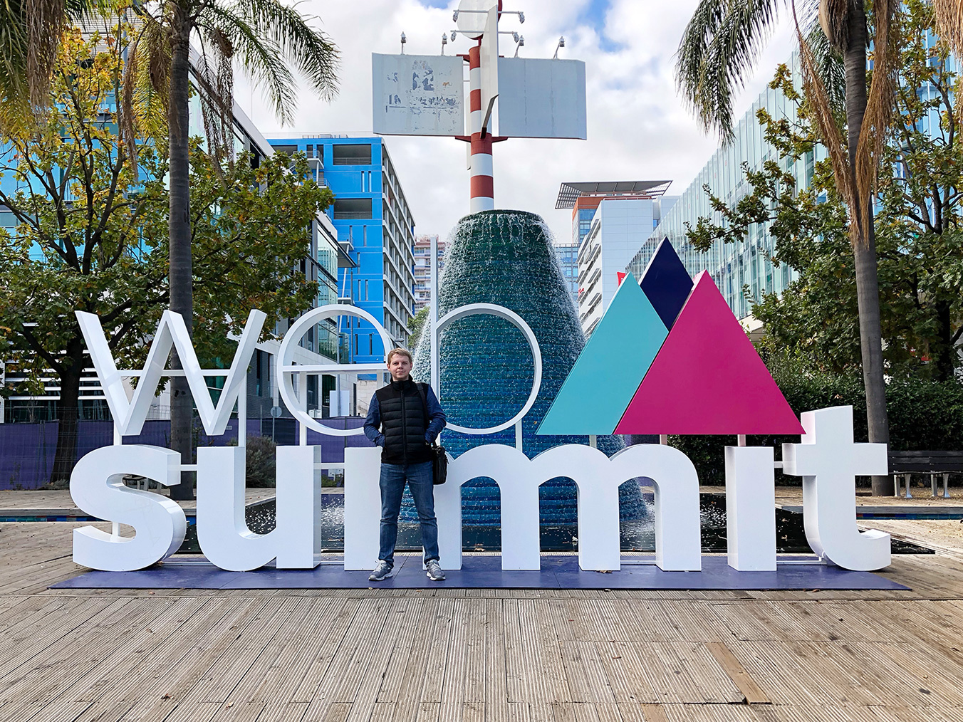 #WebSummit2018