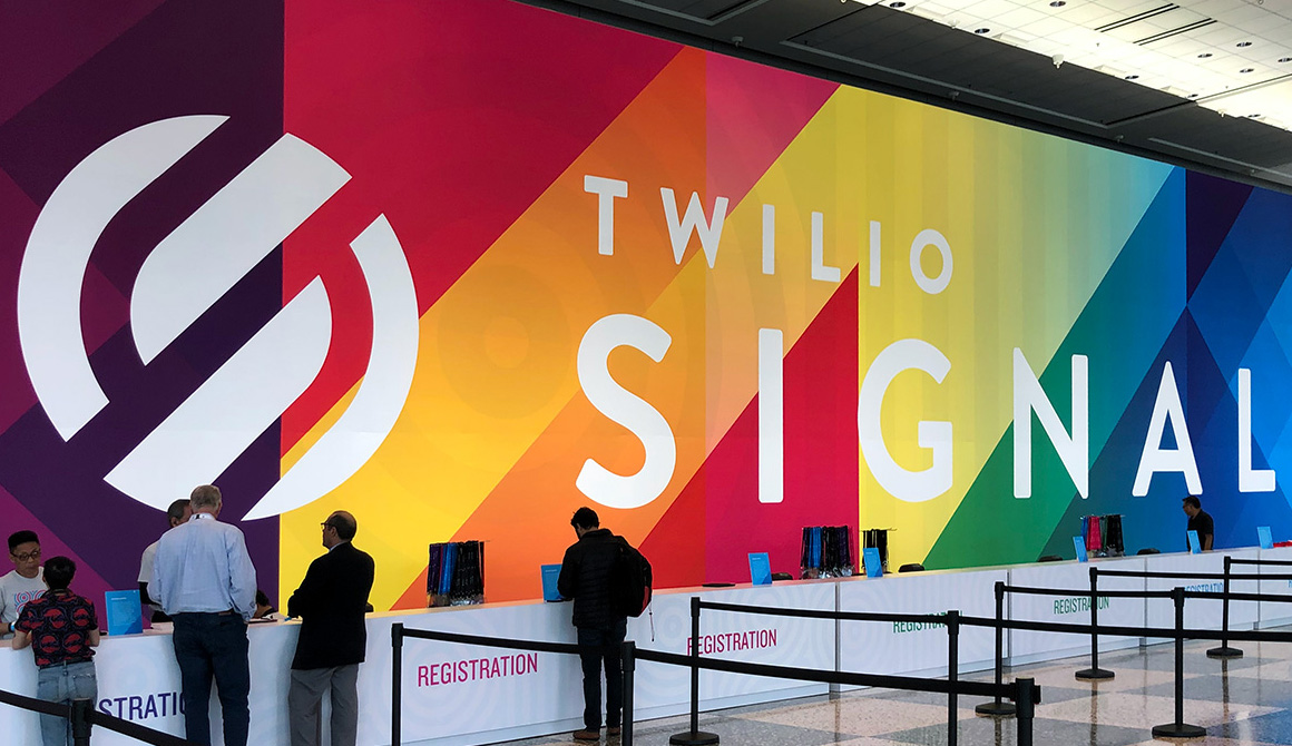 Twilio SIGNAL 2019 or How We Rocked San Francisco!