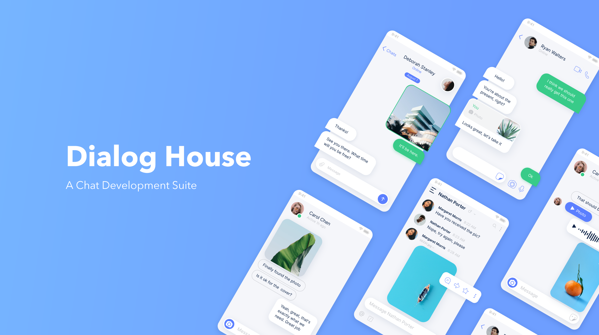 Dialog House – A New Way to Build the Chat App You Need