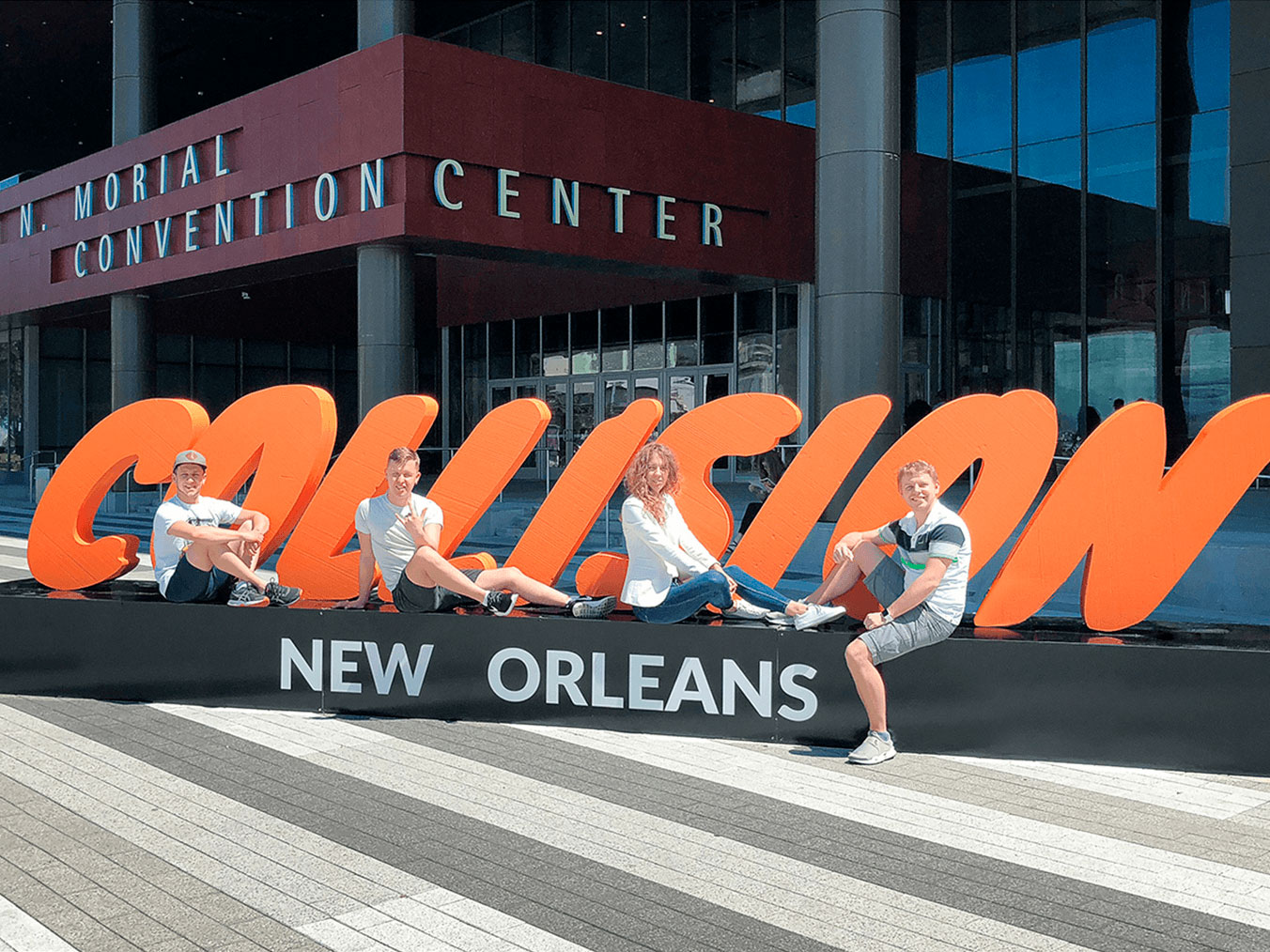 Four Amazing Things We Did At Collision In New Orleans
