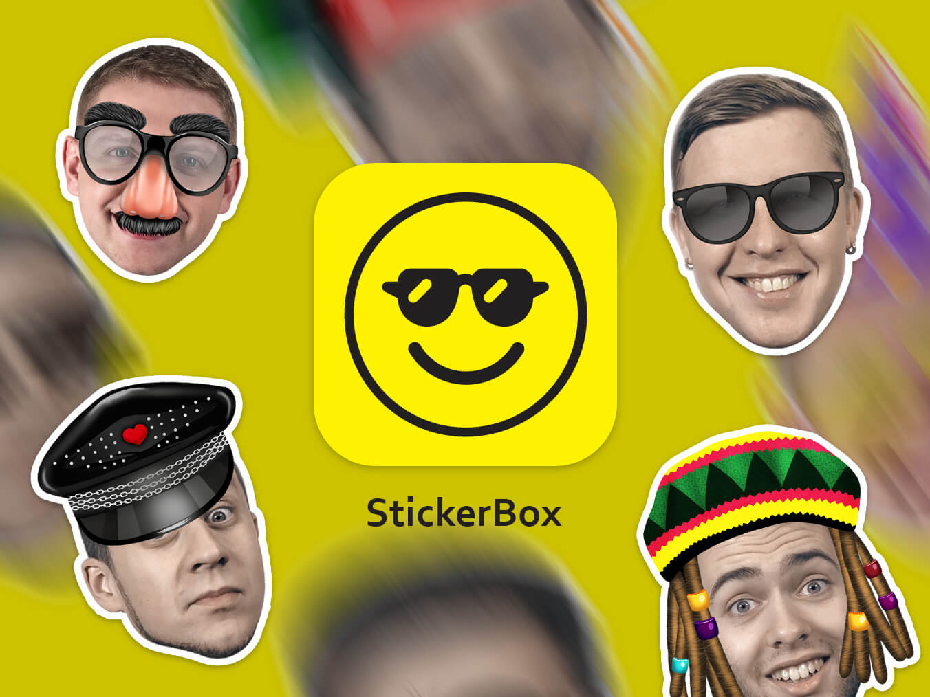 StickerBox - Episode 1: Why we failed when we tried to segment faces with algorithms