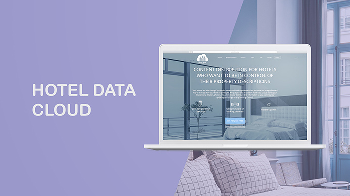 Hotel Data Cloud – An Easy Way to Manage Information about Hotel Properties