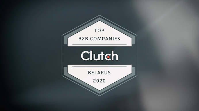 Yellow Listed by Clutch as Top Mobile App Developers in Belarus