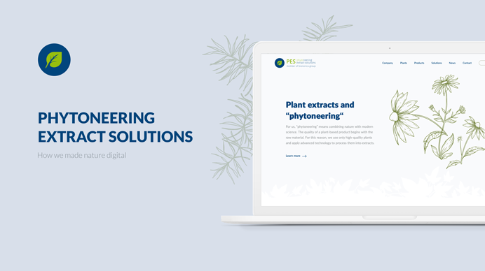 Phytoneering Extract Solutions – How We Made Nature Digital