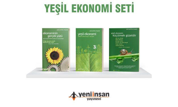 YEŞİL EKONOMİ SETİ WEB SİTEMİZDE