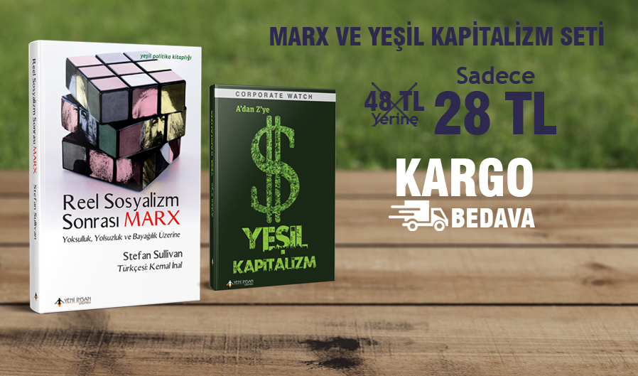 Marx ve Yeşil Kapitalizm Seti