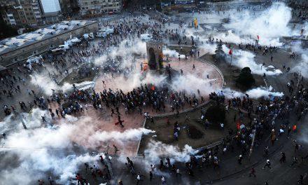 Gezi'nin Yıldönümü: Mine Özerden ile Söyleşi