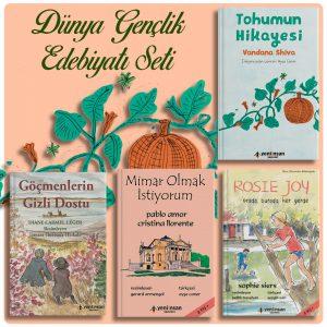 Dünya Gençlik Edebiyatı Seti Ürün Detay