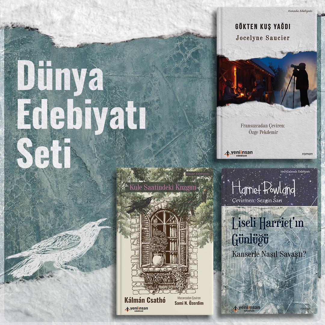 Dünya Edebiyatı Seti Ürün Detay
